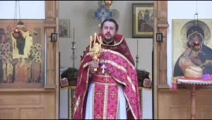 Проповедь в Светлый Четверг