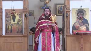 Проповедь в пятницу Светлой седмицы
