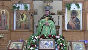 Проповедь на Троицу