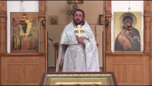 Проповедь в день памяти Владимирской иконы Божией Матери