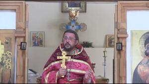 Проповедь в день памятии Святых Царственных Страстотерпцев