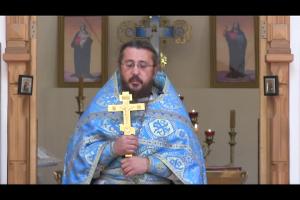 Проповедь в день памяти Иоанна Богослова