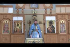 Проповедь на Покров Пресвятой Богородицы