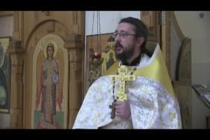 Проповедь в воскресение по Рождестве Христовом