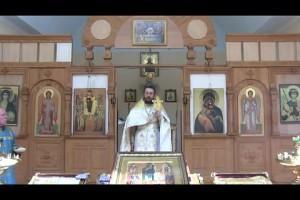 Проповедь в воскресение по Крещении Господнем
