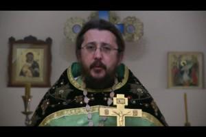 О двух лептах вдовы. Священник Игорь Сильченков