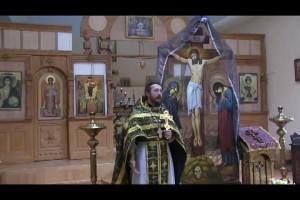 О вере, послушании и хождении по водам. Священник Игорь Сильченков