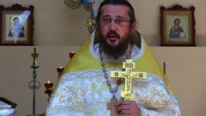 Проповедь на Воздвижение Честного и Животворящего Креста Господня. Священник Игорь Сильченков