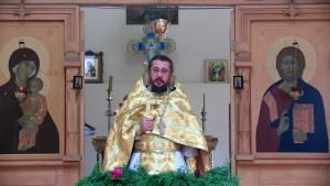 Христианская православная проповедь: Только приняв в свою душу любовь, человек обретает полноту жизни.