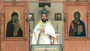 Христианская православная проповедь: О почитании икон и благоговейном отношении к святыне.