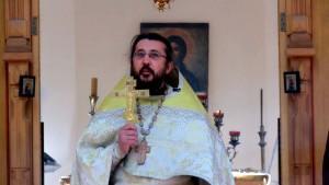 Христианская православная проповедь в неделю святых отец.