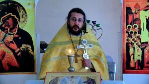 Христианская православная проповедь в Рождественский сочельник (Навечерие Рождества Христова).