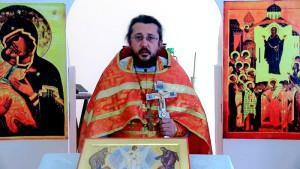 Христианская православная проповедь: Кто с Богом не собирает, тот расточает.