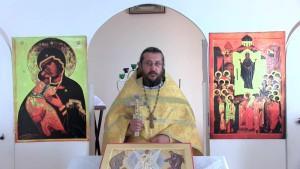 Проповедь в день Преполовения Пятидесятницы. Священник Игорь Сильченков