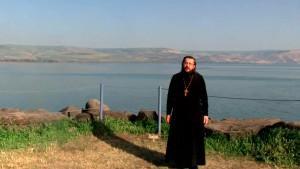 Христианская православная проповедь: Слово на озере Генисаретском.