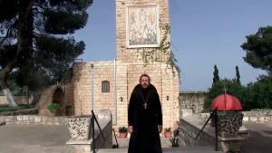 Христианская православная проповедь: Слово на горе Фавор. Святая Земля.
