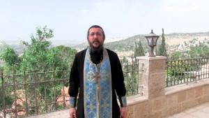 Христианская православная проповедь: Слово в Горненском Монастыре. Святая Земля.