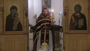 Христианская православная проповедь в Светлое Христово Воскресение.