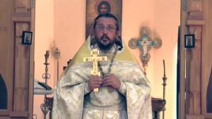 Христианская православная проповедь: Какая радость и благодать дается человеку, когда он отвергается себя.