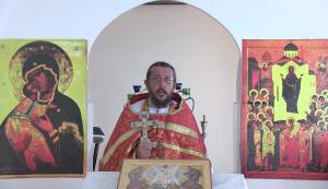 Христианская православная проповедь: Еще подобно Царство Небесное неводу, закинутому в море От Матфея