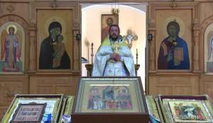 Христианская православная проповедь: Об исцелении расслабленного и том, почему мы несчастливы.