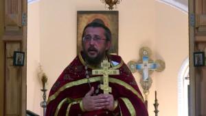 Христианская православная проповедь в день памяти великомученика и целителя Пантелеимона.