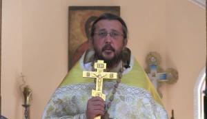 Христианская православная проповедь на Происхождение (изнесение) честных древ Животворящего Креста Господня.