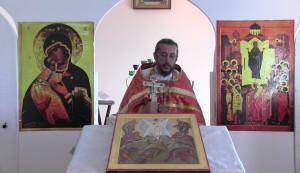 Притча о Сеятеле в день памяти священномученика Анфима.