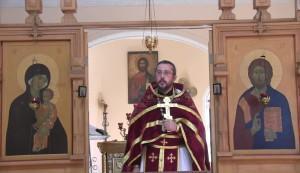 Христианская православная проповедь на Воздвижение Честного и Животворящего Креста Господня.