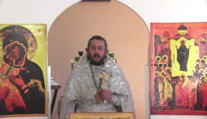 Христианская православная проповедь в день памяти Собора Архистратига Михаила и прочих Небесных Сил бесплотных.