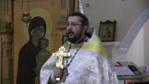 Христианская православная проповедь: Верой в Бога мы приобретаем неизмеримо больше, чем своим человеческим умом