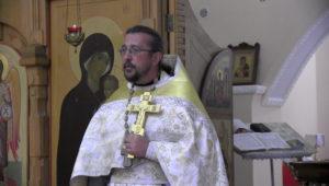 Христианская православная проповедь во вселенскую родительскую мясопустную субботу.