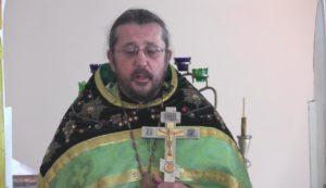 Христианская православная проповедь: О силе Божией и немощи человеческой.