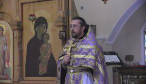 Христианская православная проповедь: Как через наши молитвы станет легче в аду тем, кто не молился.