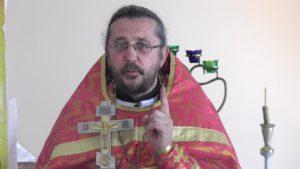 Христианская православная проповедь: Как нам ходить по водам вместе с Господом.