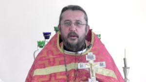 Христианская православная проповедь в Субботу Светлой седмицы. Ничего нельзя получить не от Бога. Проповеди священника Игоря Сильченкова