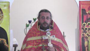 Христианская православная проповедь на Воспоминание явления на небе Креста Господня в Иерусалиме. Проповеди священника Игоря Сильченкова