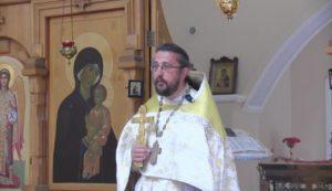 Христианская православная проповедь в Неделю 7-ю по Пасхе, святых отцев I Вселенского Собора.