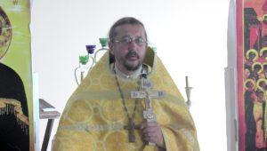 Христианская православная проповедь: Прося Господа избавить от скорбей, мы просим избавить от Царствия Небесного. Проповеди священника Игоря Сильченкова