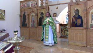 Христианская православная проповедь в день памяти славных и всехвальных первоверховных апостолов Петра и Павла.