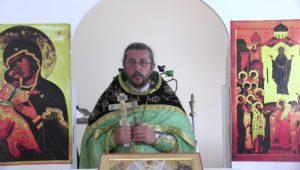 Христианская православная проповедь: Почему ученики Христа ели не умывая руки. Проповеди священника Игоря Сильченкова