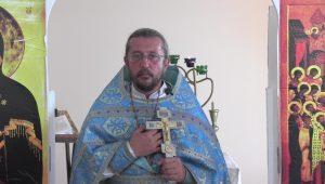 Христианская православная проповедь: Мы должны прийти от своеволия к исполнению воли Божией. Проповеди священника Игоря Сильченкова