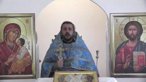 Христианская православная проповедь в день памяти великомученицы Екатерины. Проповеди священника Игоря Сильченкова