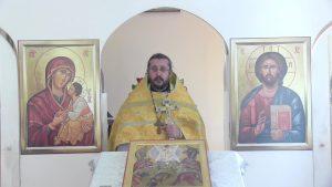 Христианская православная проповедь в день памяти апостола Андрея Первозванного. Проповеди священника Игоря Сильченкова