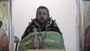 Христианская православная проповедь в день памяти праведного Филарета Милостивого. Проповеди священника Игоря Сильченкова