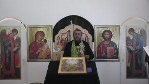Христианская православная проповедь: Слово в первый день Великого поста. Проповеди священника Игоря Сильченкова
