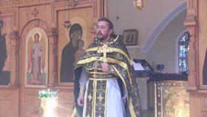 Христианская православная проповедь в среду первой недели Великого поста. Проповеди священника Игоря Сильченкова