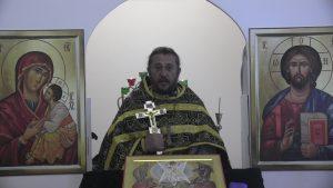 Христианская православная проповедь: Счастье - это отвергнуться себя и быть с Богом. Проповеди священника Игоря Сильченкова