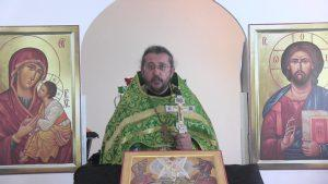 Христианская православная проповедь: Грех самооправдания отводит нас о покаяния и ведет в ад. Проповеди священника Игоря Сильченкова