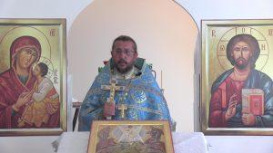 Христианская православная проповедь: Бога обо всем надо просить со смирением. Проповеди священника Игоря Сильченкова [13.09.2018]